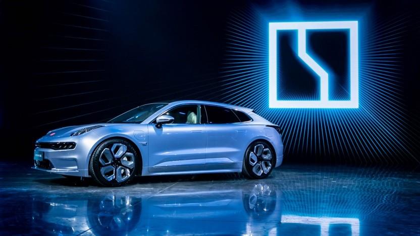 Der Zeekr 001 soll das Marktsegment für luxuriöse E-Autos aufmischen.