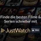 Justwatch Pro: Suchmachine für Netflix und Co. erhält neue Funktionen