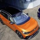 Auto Shanghai 2021: Volkswagen ID.6 mit bis zu 7 Sitzen vorgestellt