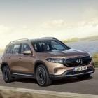 Auto Shanghai 2021: Mercedes stellt den EQB vor