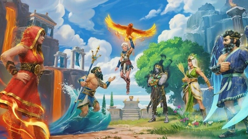 Die verlorenen Götter ist der dritte und letzte DLC für Immortals Fenyx Rising.
