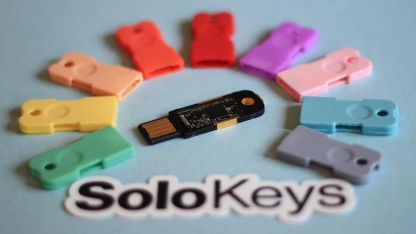 Der Solo 2 mit vielen bunten Silikonhüllen