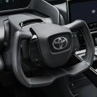 Schanghai Auto Show 2021: Toyota bZ4X Concept hat ein eckiges Lenkrad