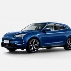 Shanghai Auto Show 2021: Huawei zeigt Elektroauto