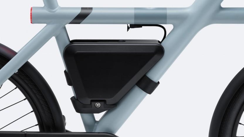 Powerbank für Vanmoof-E-Bike