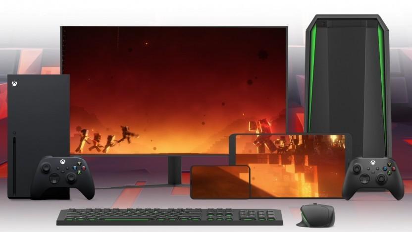 Collage zu Xbox Cloud Gaming