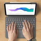Combo Touch: Logitech bringt abnehmbare Tastatur für neue iPads