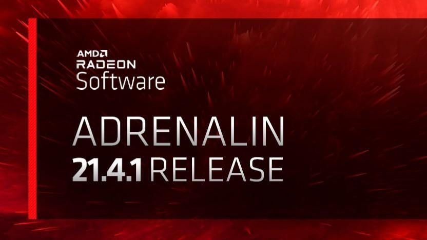 Die Radeon Software 21.4.1 bringt neue Funktionen.