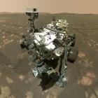 Raumfahrt: Perseverance gewinnt Sauerstoff aus der Marsatmosphäre