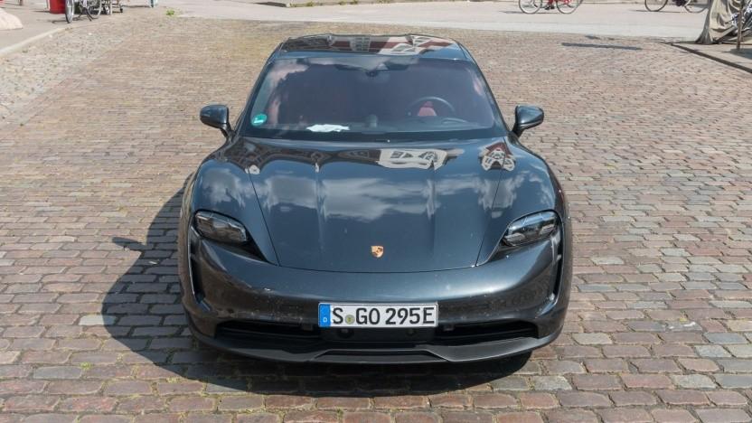 Elektroauto Porsche Taycan: Weltweit kommen auf 1.000 Menschen 1,4 Elektroautos.