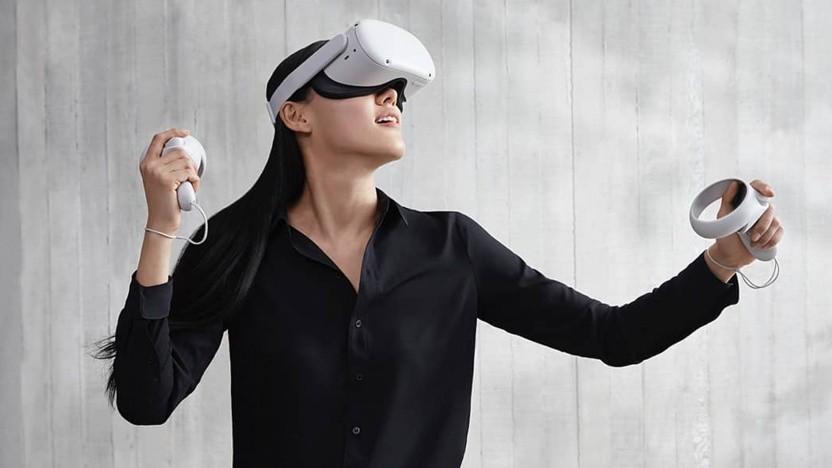 Facebook versorgt seine Oculus-Headsets mit neuen Spielerfahrungen.