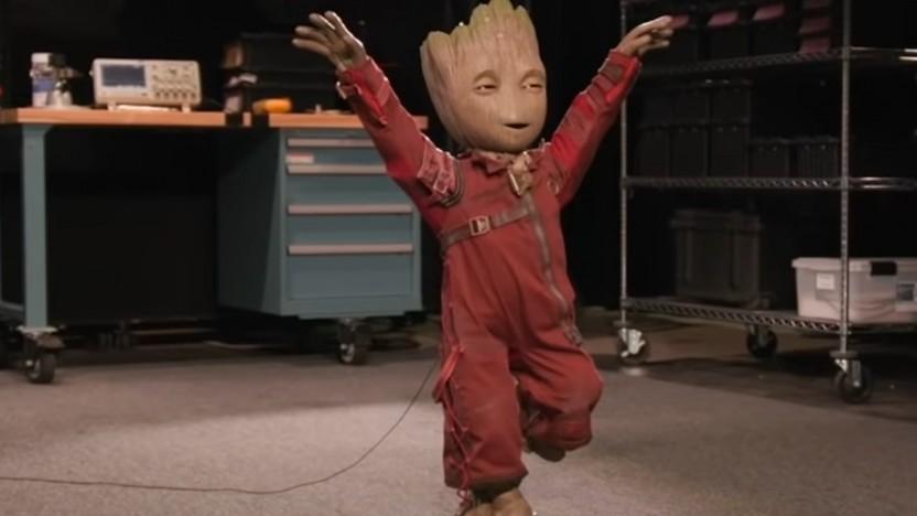 Project Kiwi sieht bereits aus wie Baby Groot.