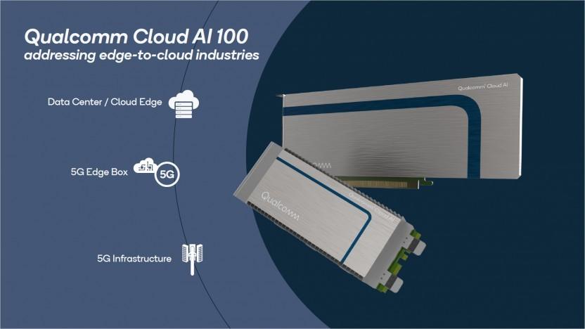 Cloud AI 100 für Datacenter und Edge