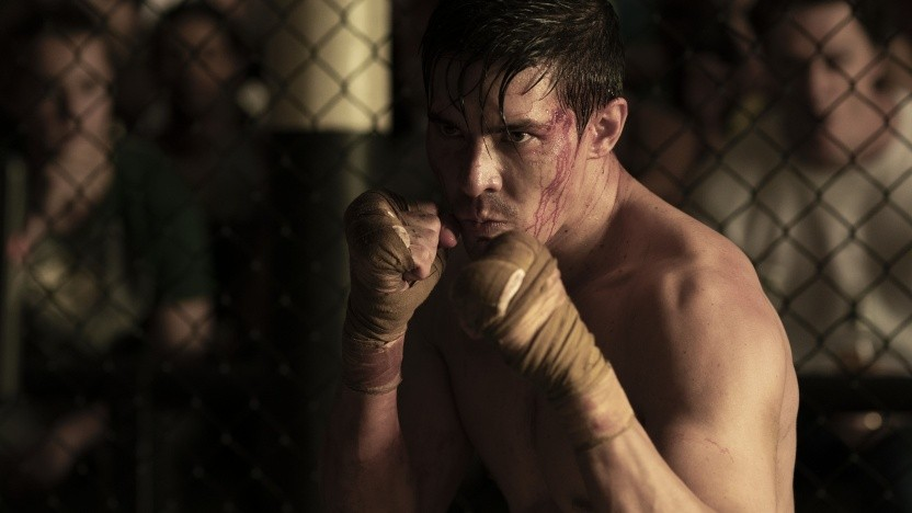 Lewis Tan spielt Cole Young in Mortal Kombat