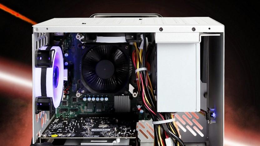 Mini-PC mit AMD 4700S