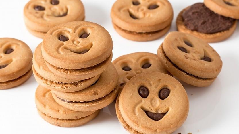 Dank einer Internet-Aktion lassen sich virtuelle Cookies jetzt in echte Kekse verwandeln.