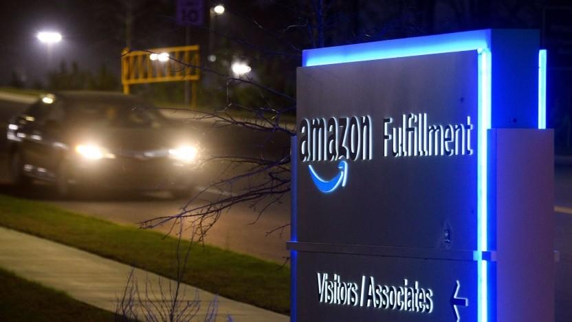 Wegen Gewerkschaftswahl bekanntgewordener  Amazon-Standort in den USA: Bessemer, Alabama