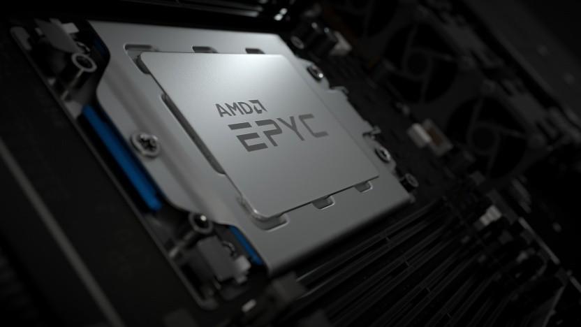 Auch dank der Epyc-CPUs fallen die Zahen sehr gut aus.