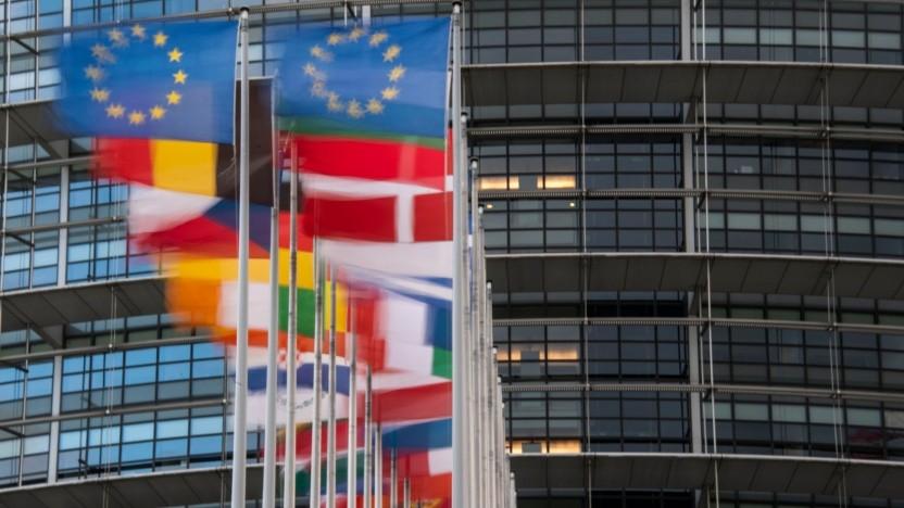 Das Europaparlament akzeptiert die Anti-Terrorinhalte-Verordnung.