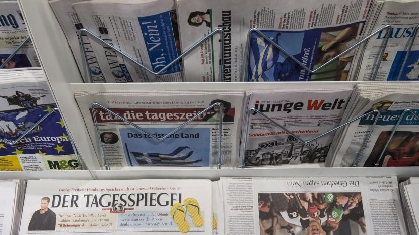Die Presseförderung sollte nur Printmedien zugute kommen.