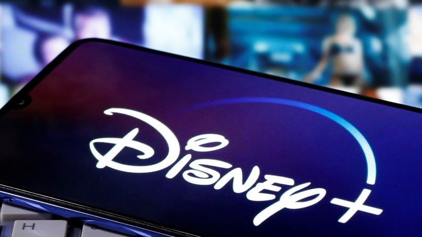 Disney nutzt AWS für Disney+.