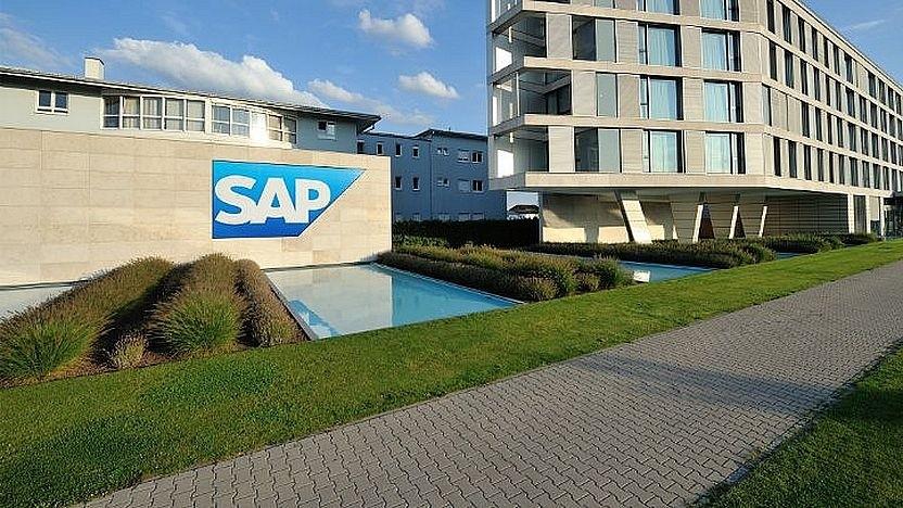SAP-Sitz in Deutschland