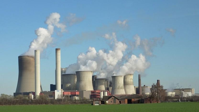 Kohlekraftwerke bis 2038? Nach einem Urteil des Bundesverfassungsgerichts erhöht sich der Druck, beim Klimaschutz mehr Tempo vorzulegen.