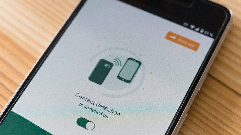 Contact-Tracing unter Android