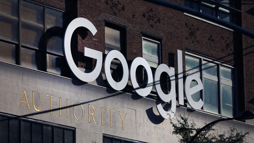 Google-Niederlassung in Downtown Manhattan