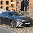 Toyota Mirai im Test: Brennstoffzellen-Toyota mit Lexus-Qualitäten