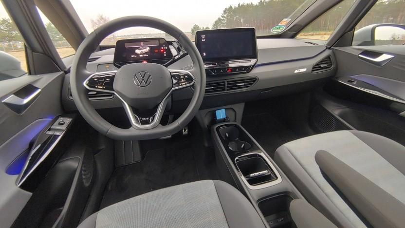 VW ID.3 von einem Carsharing-Unternehmen