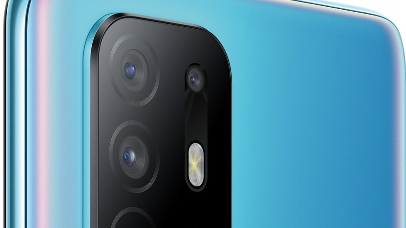 Das Kameramodul des Oppo A94 5G