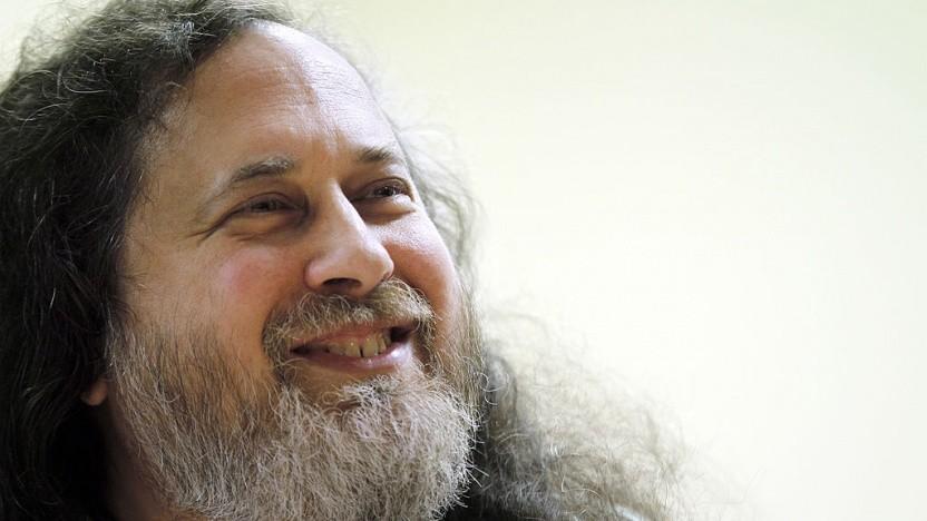 Richard Stallman ist zwar wieder im Vorstand, spricht aber nicht für die FSF.