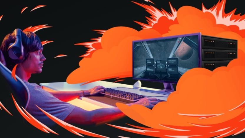 Blade Shadow ermöglicht Gaming auf einer virtuellen Maschine in der Cloud.