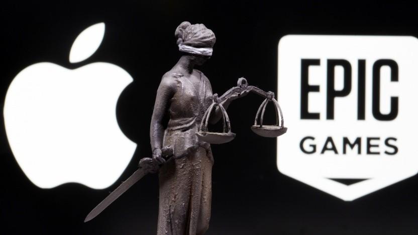 Der Prozess zwischen Apple und Epic Games hat begonnen.