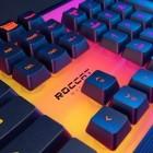Gaming: Roccat bringt halbtransparente RGB-Tastatur