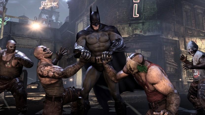 Artwork aus Batman Arkham City