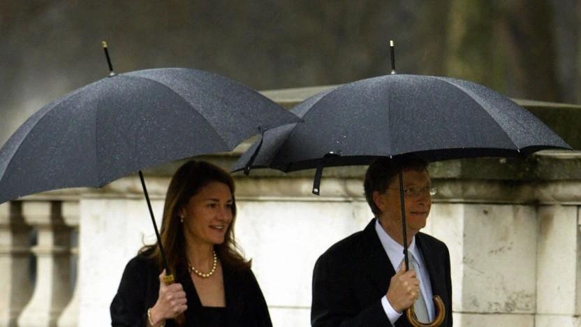 Melinda und Bill Gates: Bitte um Privatsphäre