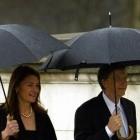 Microsoft-Gründer: Bill und Melinda Gates lassen sich scheiden