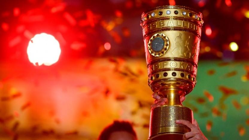 Der Kampf um den DFB-Pokal der Männer wird kommerzieller ausgerichtet.