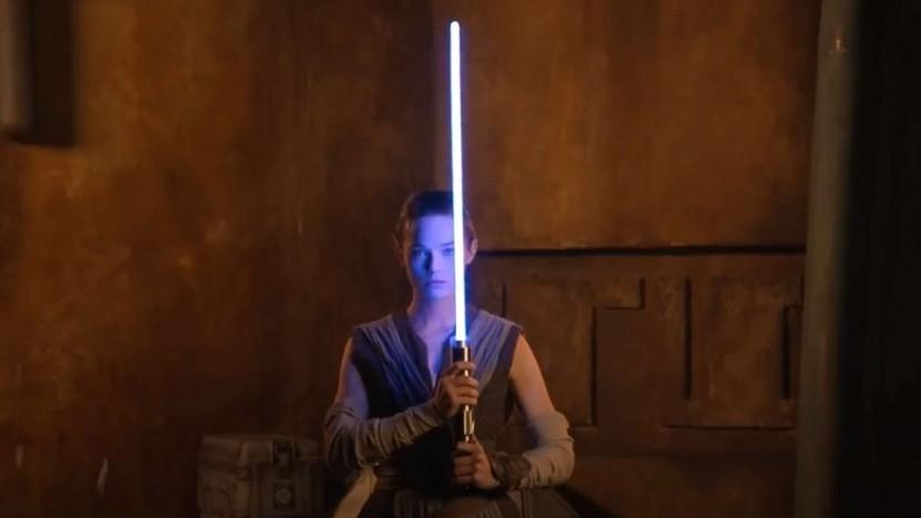 Das neue Lichtschwert von Disney