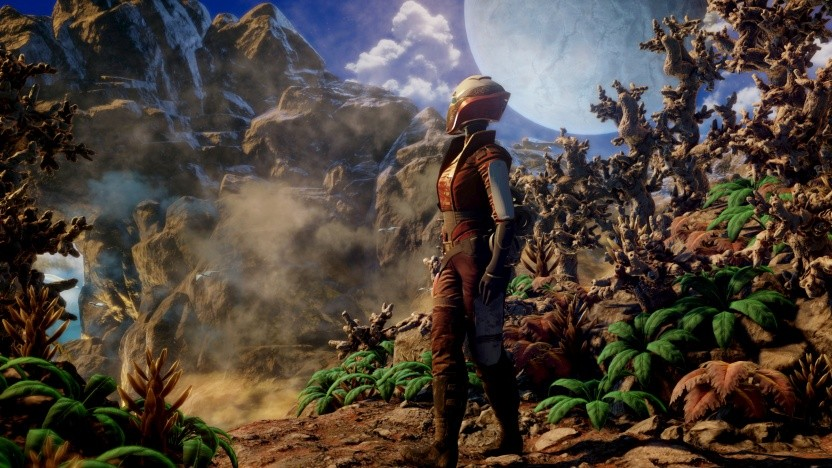 Szene aus 3DMark Wild Life Extreme