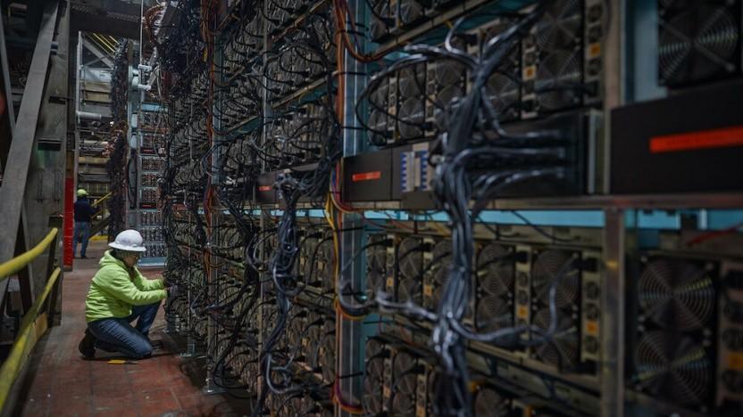 Bitcoin-Farm im Erdgaskraftwerk: Auswirkungen auf die Luft, das Wasser, die Tierwelt