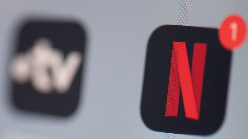 Apple wollte sich die Provisionen für Netflix-Abos nicht entgehen lassen.