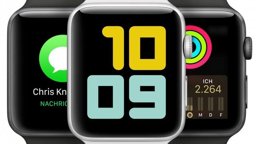 Apple verkauft die Series 3 immer noch.