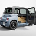 My Ami Cargo: Citroën bringt den Ami als Lieferwagen