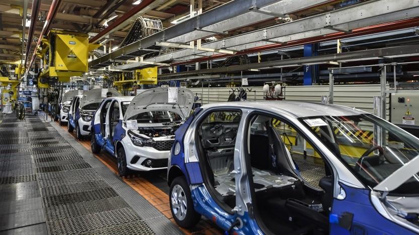 Die Autoindustrie muss sich umstellen.