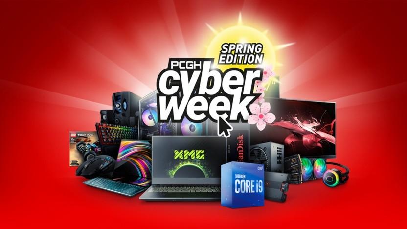Die PCGH Cyber Week Spring Edition hat begonnen.
