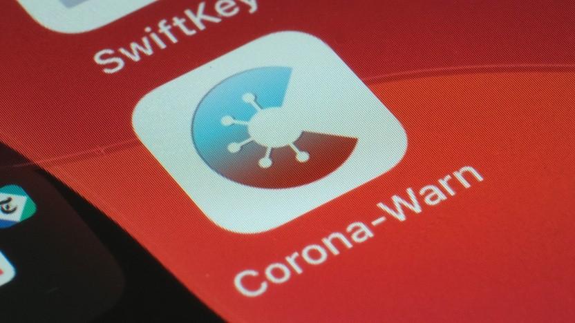 Die Eventregistrierung der Corona-Warn-App könnte noch verbessert werden.