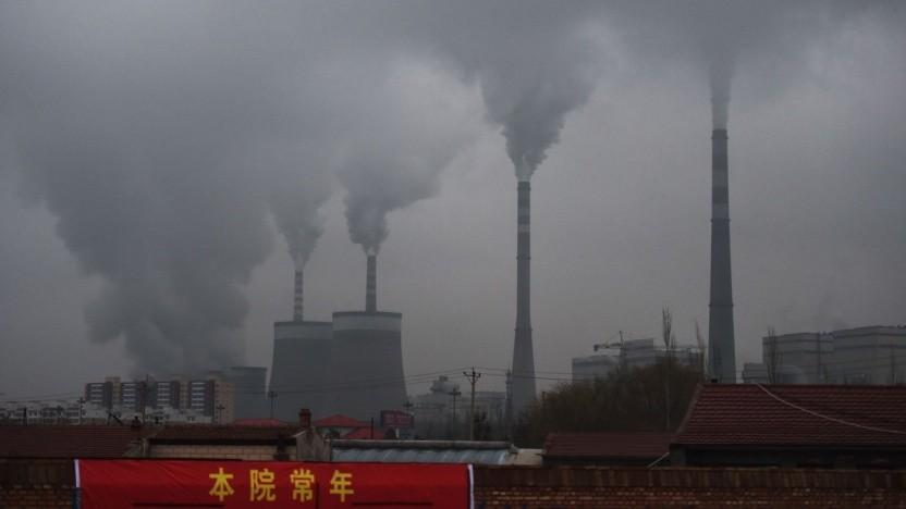 Kohlekraftwerk in China: größter Kohleverbraucher